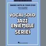 Smoke Gets In Your Eyes (arr. Roger Holmes) - Alto Sax 2