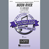 Ed Lojeski Moon River cover art