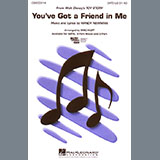 Randy Newman You've Got A Friend In Me (from Toy Story) (arr. Mac Huff) cover art