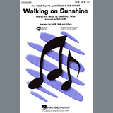 Walking on Sunshine (arr. Mac Huff) - Drums