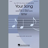 Elton John - Your Song (arr. Mac Huff)