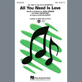 The Beatles - All You Need Is Love (arr. Alan Billingsley)