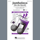 Hank Williams - Jambalaya (On The Bayou) (arr. Kirby Shaw)