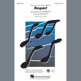 Aretha Franklin Respect (arr. Roger Emerson) cover art