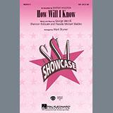 Whitney Houston - How Will I Know (arr. Mark Brymer)