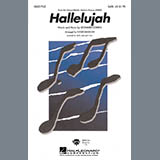 Leonard Cohen Hallelujah (arr. Roger Emerson) cover art