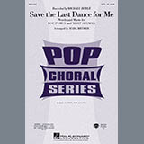 Save The Last Dance For Me (arr. Mark Brymer) - Choir Instrumental Pak