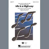 Rascal Flatts Life Is A Highway (from Cars) (arr. Alan Billingsley) cover art