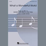 Louis Armstrong - What A Wonderful World (arr. Audrey Snyder)