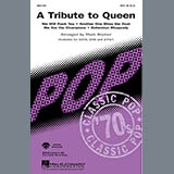 A Tribute To Queen (Medley) - Choral Instrument Pak