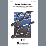 Eric Clapton Tears In Heaven (arr. Roger Emerson) arte de la cubierta
