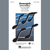 Dreamgirls (Choral Medley) - Choir Instrumental Pak