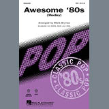 Awesome 80s (Medley) - Choir Instrumental Pak