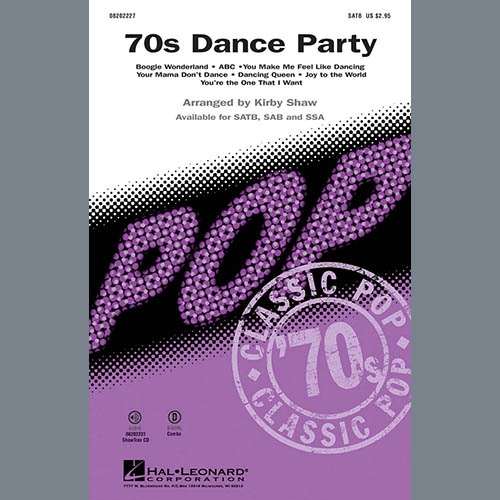 70s Dance Party (Medley) - Bass