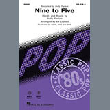 Dolly Parton Nine To Five (arr. Ed Lojeski) cover art