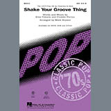 Shake Your Groove Thing - Choir Instrumental Pak