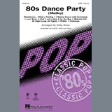 80s Dance Party (Medley) - Choral instrument Pak (Kirby Shaw) Noder