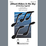 (Ghost) Riders In The Sky (A Cowboy Legend) - Choir Instrumental Pak Sheet Music