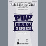 Ride Like The Wind - Choir Instrumental Pak