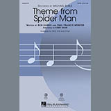Theme from Spider Man - Choir Instrumental Pak