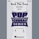 Rock This Town - Choir Instrumental Pak