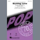 Burning Love - Choir Instrumental Pak