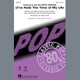 (Ive Had) The Time Of My Life (arr. Mac Huff) - Choir Instrumental Pak Digitale Noter