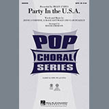 Party In The USA (arr. Roger Emerson) - Choir Instrumental Pak