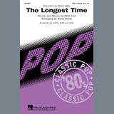 Billy Joel - The Longest Time (SAB with Tenor Solo) (arr. Kirby Shaw)