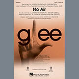 No Air (from Glee) (adapt. Alan Billingsley) - Choir Instrumental Pak
