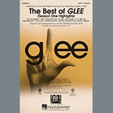 Mac Huff The Best Of Glee (Season One Highlights) cover art
