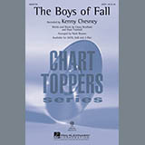 Mark Brymer The Boys Of Fall cover kunst