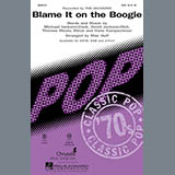 Mac Huff - Blame It On The Boogie - Trombone