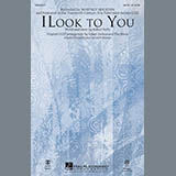 Mark Brymer - I Look To You - Synthesizer