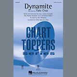 Dynamite (arr. Alan Billingsley) - Choir Instrumental Pak