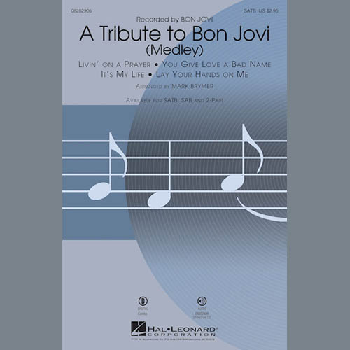 A Tribute To Bon Jovi (Medley) - Bass