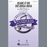 Blame It On The Bossa Nova - Choir Instrumental Pak