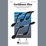Caribbean Blue - Choir Instrumental Pak