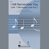 I Will Remember You (with I Will Always Love You) - Choir Instrumental Pak