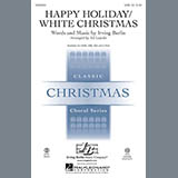 Happy Holiday/White Christmas - Choir Instrumental Pak