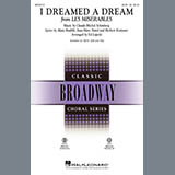 Boublil and Schonberg I Dreamed A Dream (from Les Miserables) (arr. Ed Lojeski) cover art