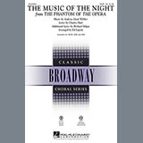 The Music Of The Night (from The Phantom Of The Opera) - Choir Instrumental Pak