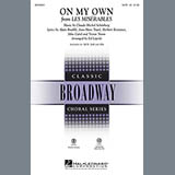On My Own (from Les Miserables) (arr. Ed Lojeski) - Choir Instrumental Pak
