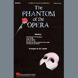 Andrew Lloyd Webber The Phantom Of The Opera (Medley) (arr. Ed Lojeski) cover art