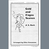 J.S. Bach Cold and Fugue Season (arr. Ellen Foncannon) cover art
