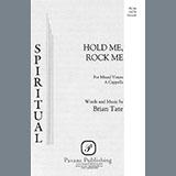 Brian Tate Hold Me, Rock Me cover art