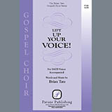 Brian Tate Lift Up Your Voice! cover art