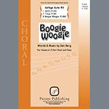 "Ken Berg Boogie Woogie (from ""Solfege Suite #3"") cover art"