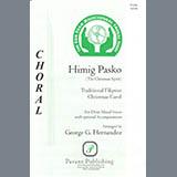 Traditional Filipino Christmas Carol Himig Pasko (arr. George Hernandez) cover art