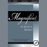 Kevin A. Memley Magnificat (Full Orchestra) (Parts) - Trumpet 1 in Bb cover art